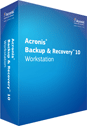 Acronis® Backup & Recovery™ 10 Workstation